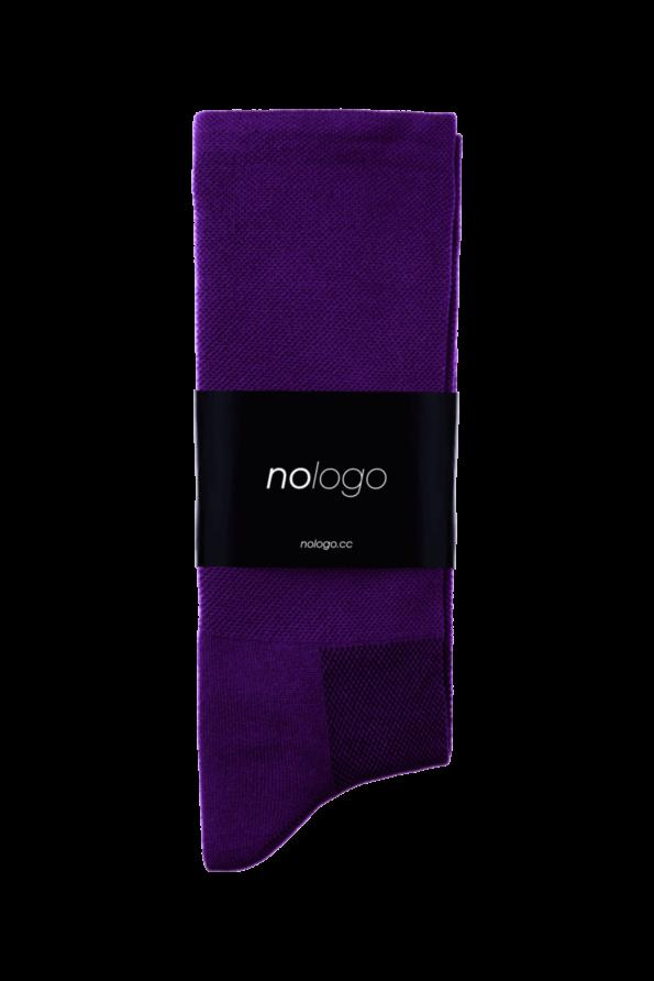 nologo lila radsocken produktfoto